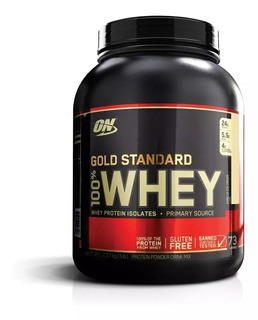 Whey Gold Standard 2270g 5 Lbs