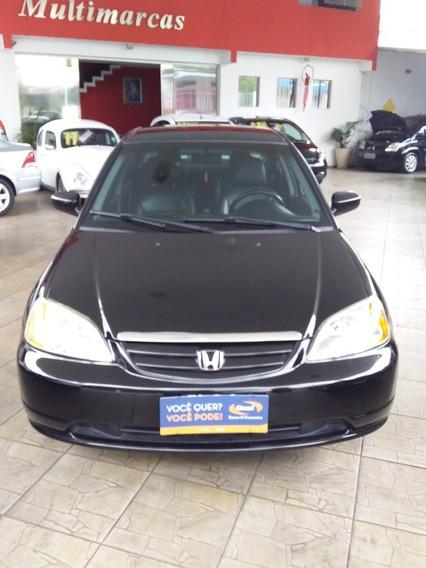 Honda Civic 1.7 Lx Aut.