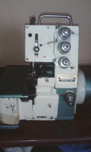 Máquina De Coser Mini-overlock 4 Hilos