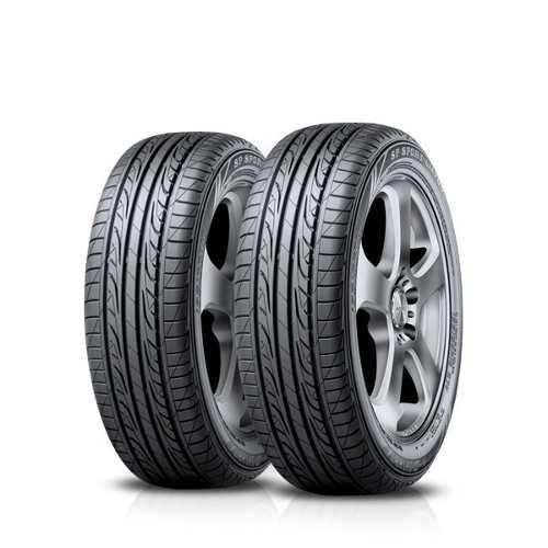 Kit X2 185/65 R15 Dunlop Sp Sport Lm 704 + Tienda Oficial