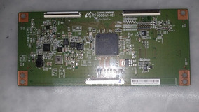 Placa T-con Tv Panasonic Tc L39em6b V500hj1-ce1