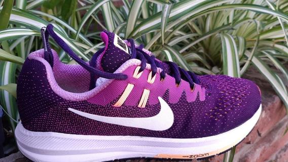 Zapatillas Mujer Nike Air Zoom Estructure 20
