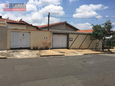 Casa Residencial À Venda, Cidade Jardim, Campinas. - Ca0370