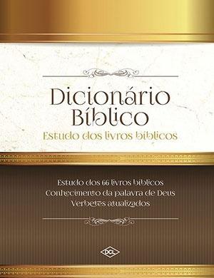 Kit Religioso Dicionário + Bíblia Sagrada Com Devocional