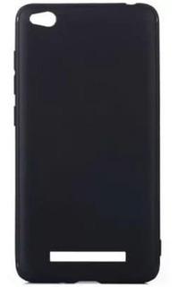 Funda Negra Silicon Para Xiaomi Redmi 5a