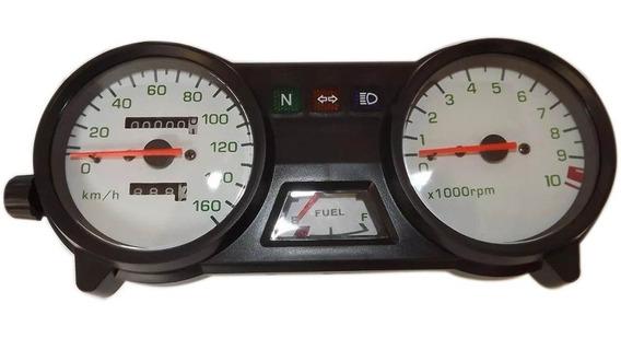 Kit Cbx 200 Strada 2001 Painel Guidao Bateria Retrovisor