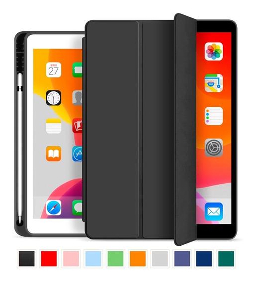 Capa iPad 7a Geração 10.2 Wb Slim Com Compart. P/pencil