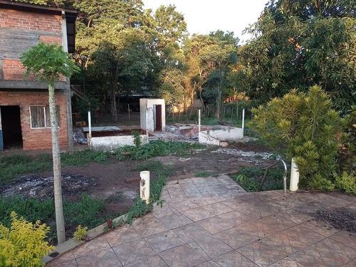 Imagem 1 de 18 de Chácara Com 2 Dormitórios À Venda, 10000 M² Por R$ 750.000,00 - Loteamento Porto Dourado - Foz Do Iguaçu/pr - Ch0020