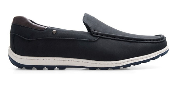 Zapatos Hombre Stork Man Nauticos Urbanos Cuero Ecologico