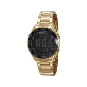 Relógio Speedo Feminino Dourado Digital 15010lpevde2