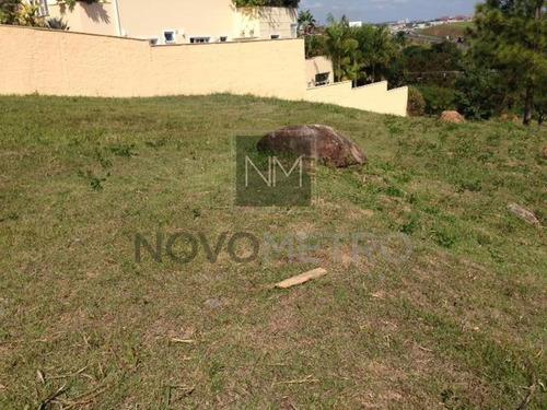 Terreno À Venda Em Loteamento Alphaville Campinas - Te005579