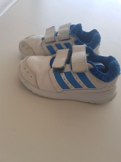 Tênis Infantil adidas, N 23