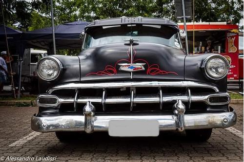 Imagem 1 de 14 de Chevrolet Bel Air 1954 Rat Hot Hod