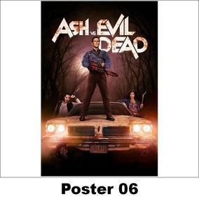 Poster/adesivo Série 30x40 Ash Vs. Evil Dead (06)