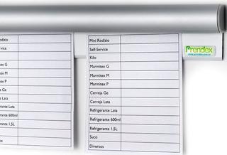 Porta Comanda Prendex 85 Cm - Restaurantes, Bares &afins