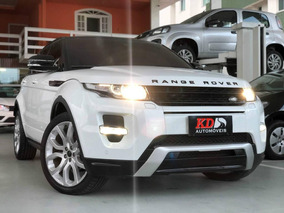 Land Rover Range Rover Evoque 2.0 Dynamic 4wd At