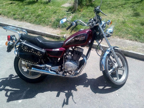 Moto Winner Exclusive 125cc