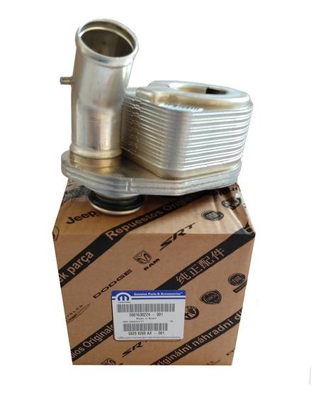 Radiador Oleo Trocador Calor 2.3 Multjet Original Ducato