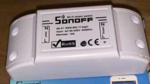 Sonoff Domotica Basic, 10a, Control De Luces - Wifi