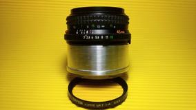 Lente Minolta 45mm F:2 Sony E / Nex - A5000 - A6000 - A7