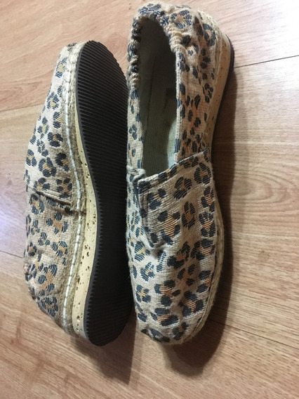 Alpargatas Leopardo