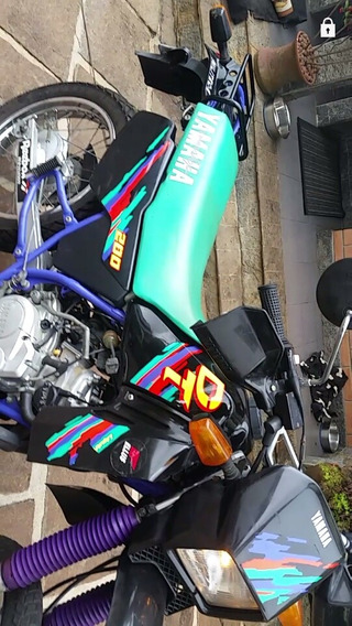 Yamaha Dt 200 Dt 200