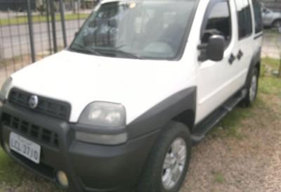 Fiat Doblo 1.8 Adventure 5p
