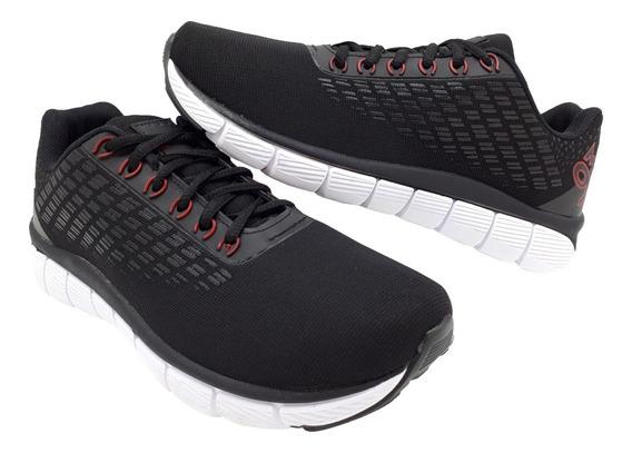 Tênis Masculino Malibu Shoes De Tecido Ideal Para Caminhadas