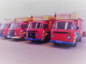 Food Truck Volkswagen Kombi