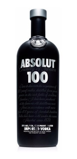 Vodka Absolut Especial 100 Botella D Litro Envio Gratis Caba