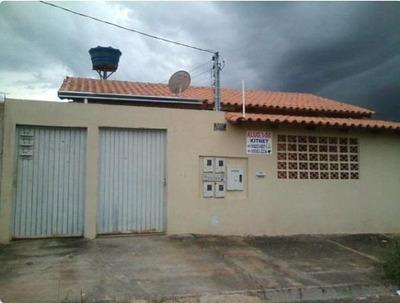 Casa Com 1 Quarto À Venda, 55 M² Por R$ 200.000 - Residencial Buena Vista I - Goiânia/go - Ca0102