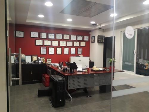 Oficinas Con Lugar De Almacenamiento