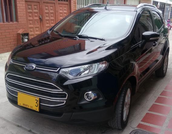 Como Nueva Ford Ecosport Versión Titanium Modelo 2017