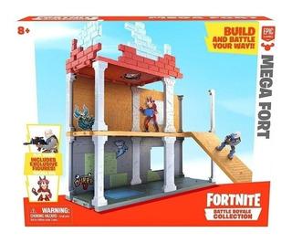 Fortnite Playset Mega Fuerte