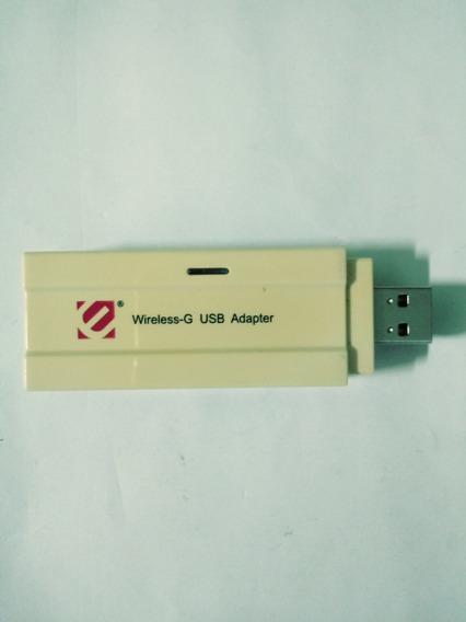 Adaptador Wireless Usb, Encore Para Pc Ou Notebook Usado