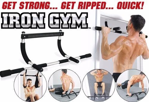 Iron Gym Barra Multifuncional