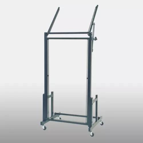 Rack Para Periféricos E Mesa De Som Vector Rf-90 Com Nf