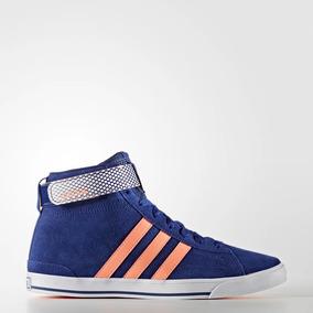 Tênis Sneaker adidas Cloudfoam Academia Botinha Original