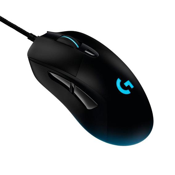 Mouse Gamer Logitech G403 Prodigy Rgb Usb Preto