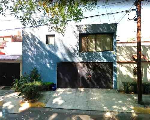 8031-rcr Casa En Renta Cerro De Macuiltepec, Campestre Churubusco, Coyoacán
