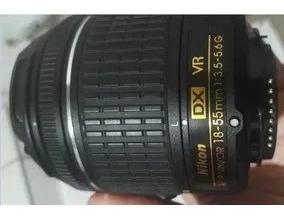 Lente Nikon 18-55 Aceito Oferta