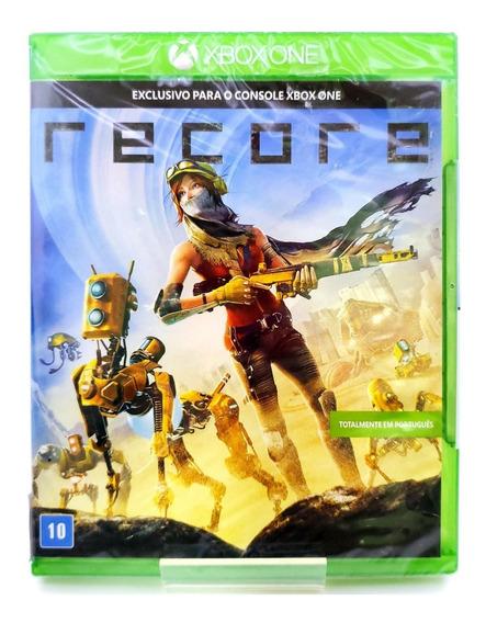 Recore Xbox One Mídia Física Nacional Br Lacrado Loja Física