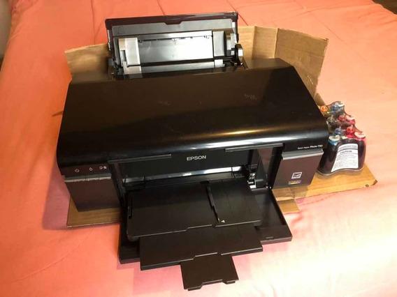 Impressora Epson T50 Com Bulker Funcionando