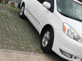 Vendo Toyota Sienna Xle Limited O Cambio Por Pickup