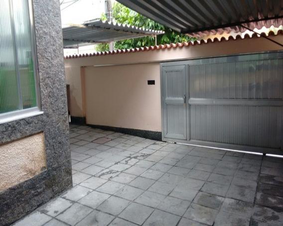 Casa Terrea Na Taquara Com 2 Quartos,ci1009