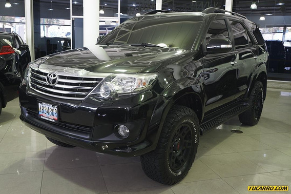 Toyota Fortuner Sr-multimarca