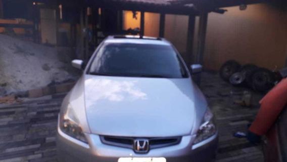 Honda Accord 3.0 V6 Ex 4p 2005