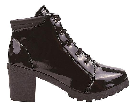 Bota Coturno Sapato Feminino Chiquiteira Chiqui/4067