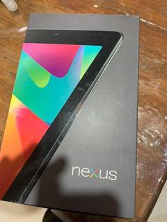 Tablet Nexus 7 Para Repuestos