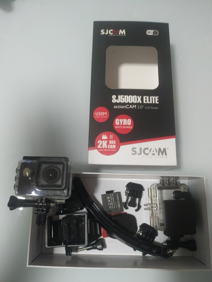 Sjcam 5000x Elite Wifi